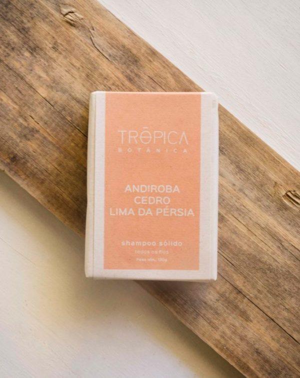 Shampoo Sólido Andiroba