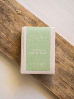 Shampoo Sólido Graviola